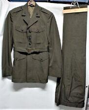 US Marine Corps Dress Green Uniform