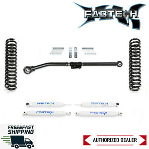 "Fabtech 2.5"" Basic Lift Kit W/ Performance Shocks 17-20 Ford SuperDuty Diesel"
