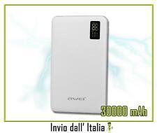 Power Bank 30000mAh SLIM per Samsung Galaxy S8 Galaxy Note 5 05030