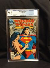 WONDER WOMAN #88 CGC 9.8 SUPERMAN APPEARANCE!!