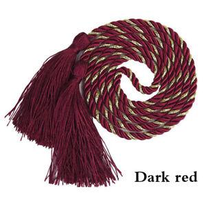 1PC CHIC Magnetic Curtain Hooks Rope Buckle Tie Backs Holdbacks Home Decor CA