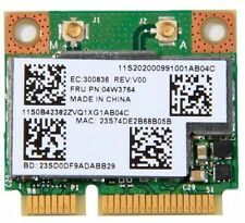 IBM Lenove BCM943228HMB 04W3764 WIFI Wireless Bluetooth 4.0 Half MINI PCI-E Card
