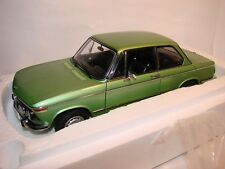 1/18 BMW 2002tii, Edition L, Kyosho,  mit OVP, RAR, Grünmetallic