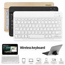 "Slim Univesal 10"" Wireless Keyboard Keypad For IOS Android Windows Tablet PC HOT"