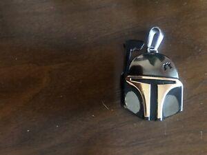 Star Wars Boba Fett Pendant Stainless Steel