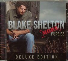 BLAKE SHELTON - MORE PURE BS - DELUXE EDITION - CD - NEW