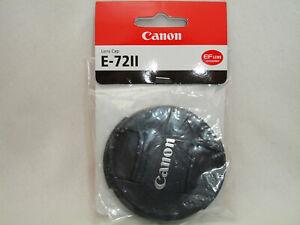 CANON 72mm front lens cap E-72 II  Genuine , New!  E-72II
