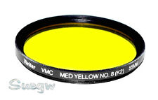 55mm Vivitar Yellow (K2) Lens Filter