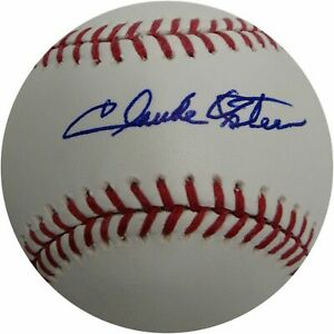 Claude Osteen Signed Autographed Major League Baseball Los Angeles Dodgers COA