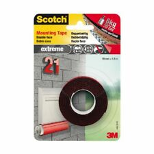 6 ROLLOS DE 3M CINTA D.CARA SCOTCH 40021915 1,5MX19MM
