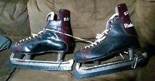 Size M 10-L7 Blazer Riedell Red Wing, Minnesota Ice Skates