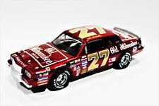 Tim Richmond ACTION #27 Old Milwaukee '83 Pontiac Grand Prix Custom Diecast