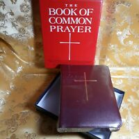 1979 BOOK OF COMMON PRAYER ~ Genuine Leather ~ BRAND NEW, Shrink Wrapped & Boxed