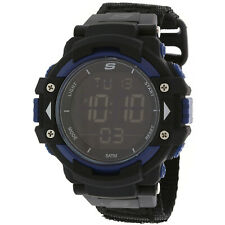 Skechers Watch SR1035 Keats Sport Digital Display, 24 Hour Time, Back Light, ...