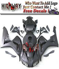 Fairings For Honda CBR1000RR 06 07 Plastic Fairing Kit Bodywork Flat Black Matte