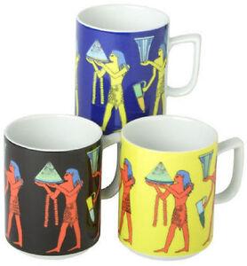 CHEOPS BOPLA Porzellan MAXITASSE Mug Maxicup Becher Glühwein Kaffee Tee Tasse