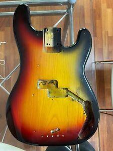 Fender Precision 1972/1976 Bass Body