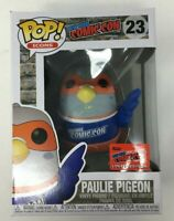 Funko Pop! NYCC Paulie Pigeon 2020 Exclusive New York Comic Con Orange