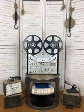 """[34] - AKAI GX-636 Tonbandgerät / """"SERVICED"""" / """"CLEANED"""" / """"Guter Zustand"""""""