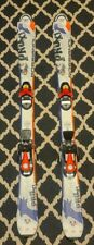 Rossignol Pro X1 Junior Downhill Skis w. Bindings (110cm)