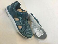 Teva Women'sTerra Float Travel Knit Sample Sandals Legion Blue Size 7 (B)