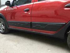 2013-19 Dacia Sandero Stepway ABS Rubbing Strips Door Protectors Side Protection