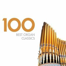 100 Best Organ Classics [CD]