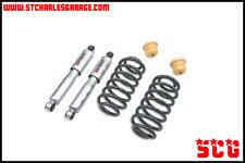 """2006-2009 Chevrolet Trailblazer SS Airbag Delete Lowering Kit 31.5"""" REAR"""