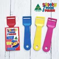 Safety Food Peeler - Unique Bladeless Safety Peeler For Toddlers Kids! FREE POST