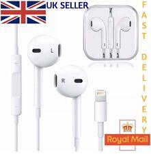 Apple Lightning EarPods for iPhone 7 7plus 8 X XS Max Headphone Earphone