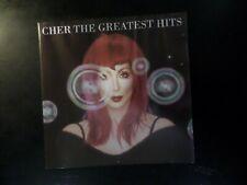 CD ALBUM - CHER - GREATEST HITS