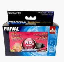 Fluval Nitrite Test Kit Fresh Salt Water Aquarium 0.0-3.3 mg/L (75 tests)