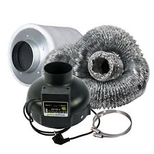 Prima Klima-Set Lüfter 160/280m3/h Aktivkohle AKF 160m³ - 240m³ Eco line Filter