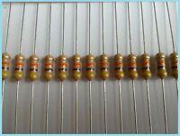 lot de 1 à 20 pièces resistances métallisées 5W 680 ohms 5/%