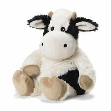 Warmies Microwavable French Lavender Scented Plush Black and White Cow Warmies