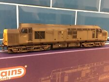 More details for bachmann class 37 262 'dounreay' engineers grey, weathered, stunning model