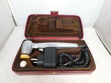 Vintage Novafon Therapy Massager c/w Case