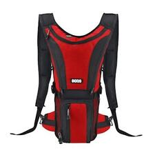 OGNS HYDRATION BACKPACK RUCKSACK 2litre LIQUID CAPACITY RED SALE 50%OFF