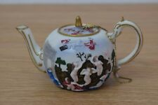 Nini collectable Small Teapot Baroque style