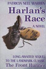 HARLAN'S RACE BOOK PATRICIA NELL WARREN SIGNED Book HC DJ 1994 Gay Interest