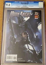 MOON KNIGHT #26 CGC 9.8 DELL'OTTO PUNISHER COVER (2009) MARVEL NM+ DISNEY+ MCU
