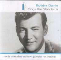 Bobby Darin - Sings The Standards CD MUSIC ALBUM DISC EXCELLENT RARE AU STOCK