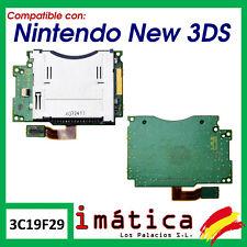 LECTOR DE CARTUCHO NINTENDO NEW 3DS SLOT SOCKET JUEGOS RANURA JUEGO FLEX CABLE