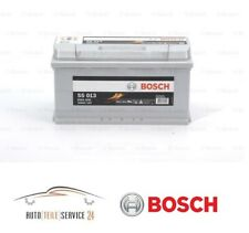 BOSCH Originale Batteria Auto s5 013 12v 100ah 830a BATTERIA AUDI a6 Mercedes Fiat VW