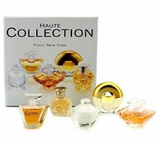 Haute Collection Gift Set Tresor + Safari + Noa + Poeme + Paloma (Sealed Box)