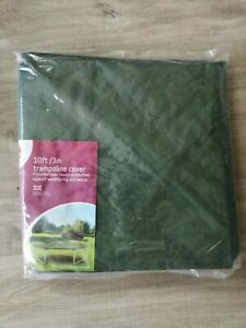 Brand New Plum Green 10ft  3m Trampoline Cover All Year Round Protection