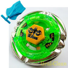 Flame Libra T125 Beyblade metal masters STARTER SET w/ String Launcher Rare