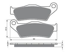 Goldfren 031s33 Pastillas de freno delantero apto para HUSQVARNA TE 450 Año