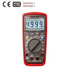UT139B Digital Multimeters True RMS NCV DMM 4000 Counts LCR meter Multimetro