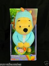 Disney Springtime Pooh Baby Chick Outfit Fisher Price New in Box FREE SHIPPING
